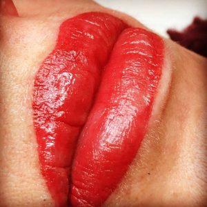 permanent lip